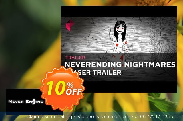 Never Ending Night PC discount 10% OFF, 2020 Halloween offering sales