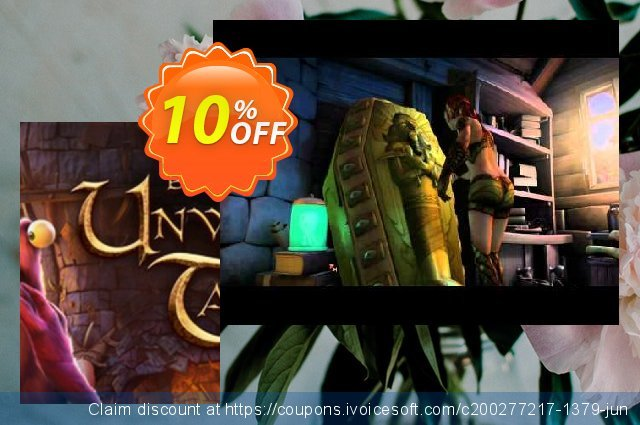 The Book of Unwritten Tales PC discount 10% OFF, 2020 Halloween promotions