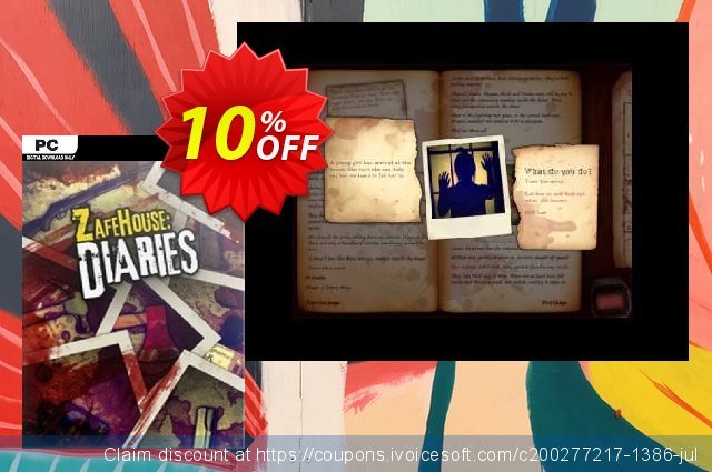 Zafehouse Diaries PC discount 10% OFF, 2020 College Student deals offering sales