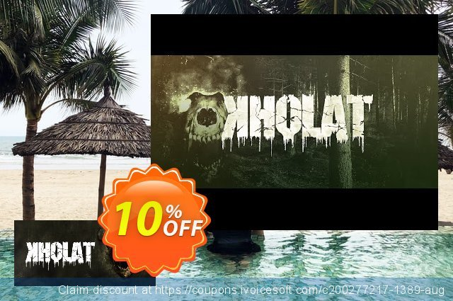 Kholat PC discount 10% OFF, 2020 Halloween offering sales