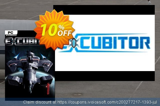 Excubitor PC discount 10% OFF, 2020 Back to School event offering sales
