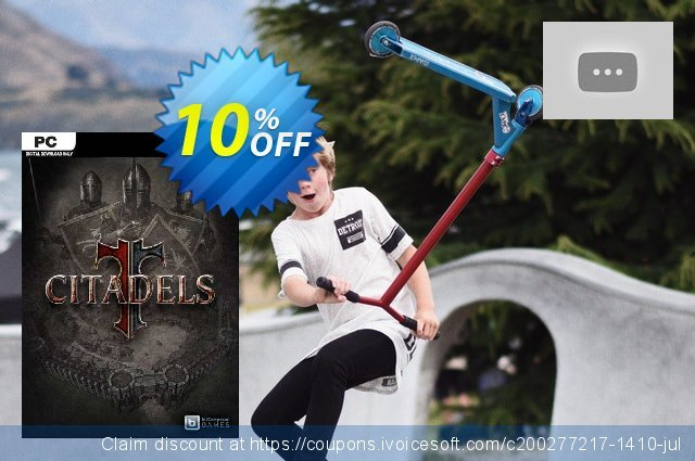Citadels PC discount 10% OFF, 2020 College Student deals offering sales