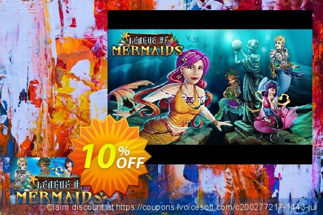 League of Mermaids PC discount 10% OFF, 2020 Student deals offering sales