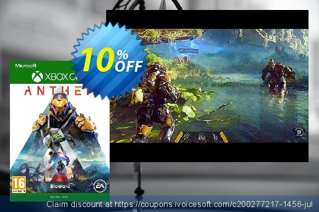 Anthem Xbox One DLC discount 29% OFF, 2019 Christmas & New Year offer