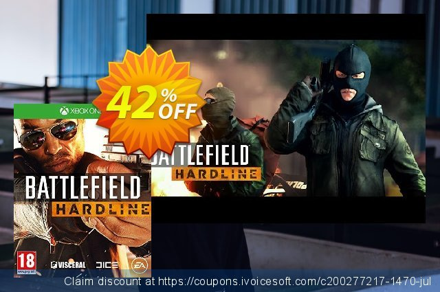 Battlefield Hardline Xbox One - Digital Code 神奇的 交易 软件截图