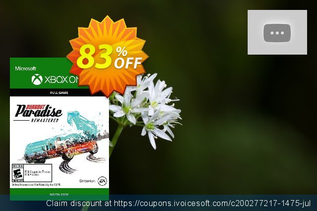 Burnout Paradise Remastered Xbox One discount 83% OFF, 2020 Back to School promotion promotions