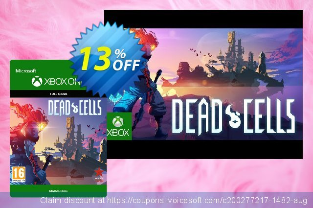 Dead Cells Xbox One discount 13% OFF, 2020 Halloween promo sales