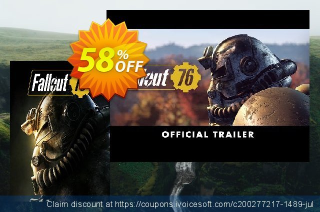 Fallout 76 Xbox One discount 23% OFF, 2020 University Student deals offering sales