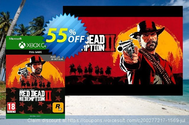 Red Dead Redemption 2 Xbox One  대단하   프로모션  스크린 샷