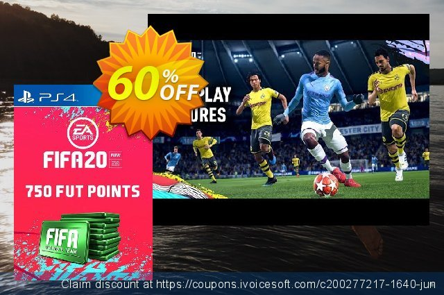 750 FIFA 20 Ultimate Team Points PS4 PSN Code - UK account  서늘해요   촉진  스크린 샷