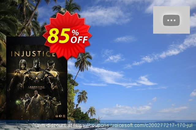 Injustice 2 Legendary Edition PC discount 90% OFF, 2021 Mother Day sales. Injustice 2 Legendary Edition PC Deal
