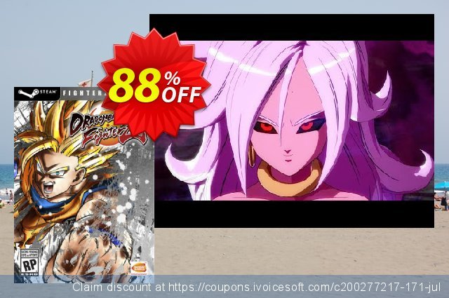 DRAGON BALL FighterZ - FighterZ Edition PC discount 75% OFF, 2020 College Student deals offering discount