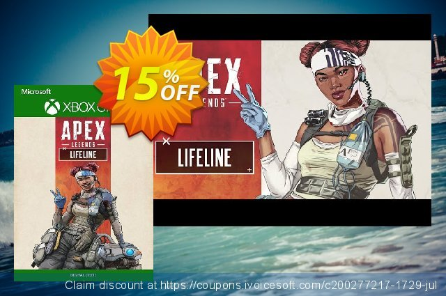 Apex Legends - Lifeline Edition Xbox One discount 28% OFF, 2020 Back to School event offering deals