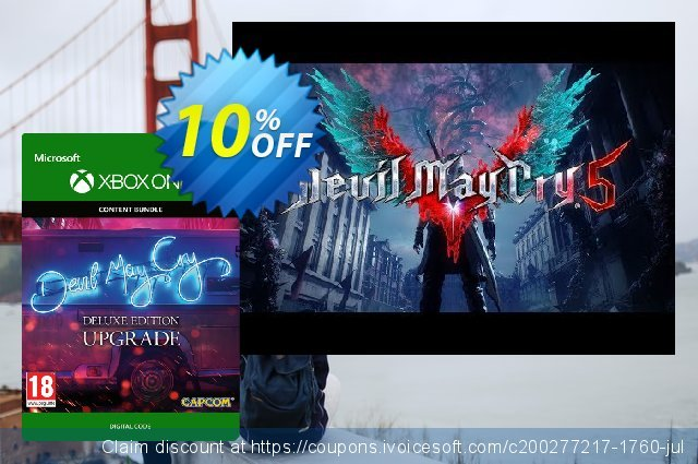 Devil May Cry 5 Deluxe Edition Upgrade Xbox One  서늘해요   매상  스크린 샷