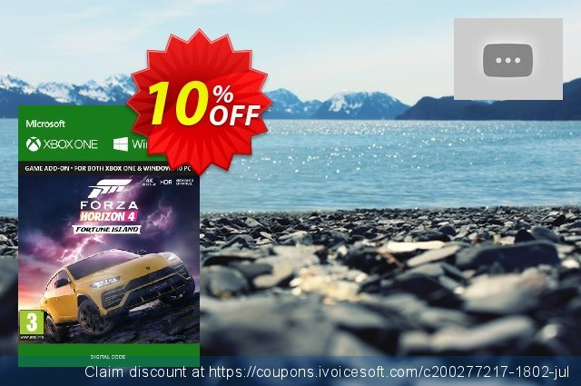 Forza Horizon 4 Fortune Island Xbox One/PC discount 10% OFF, 2020 Exclusive Teacher discount discount