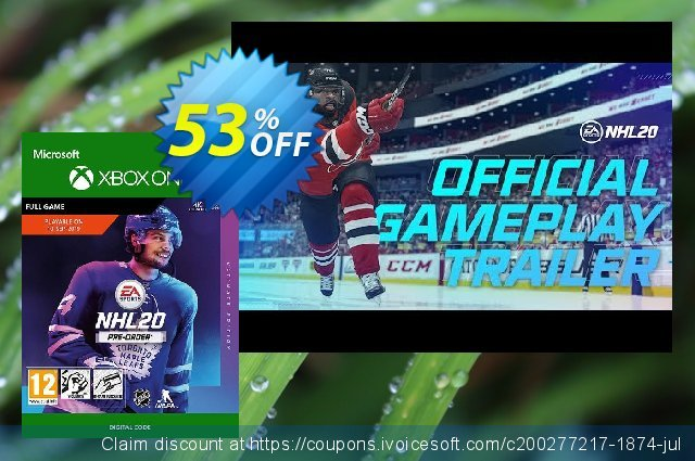 NHL 20: Ultimate Edition Xbox One discount 53% OFF, 2020 Back to School promotion promotions
