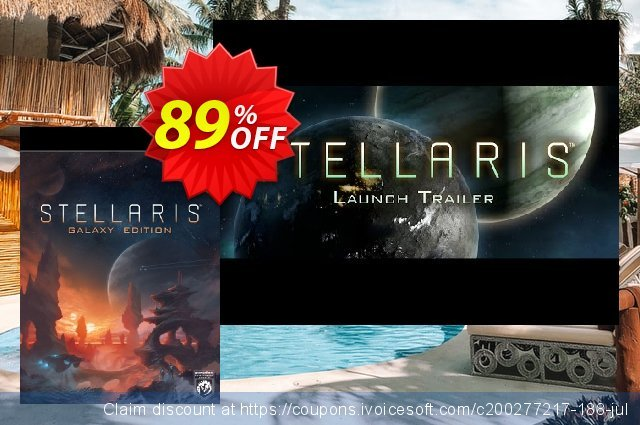 Stellaris Galaxy Edition PC discount 91% OFF, 2021 Mother Day promotions. Stellaris Galaxy Edition PC Deal