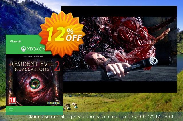 Resident Evil Revelations 2 Deluxe Edition Xbox One discount 12% OFF, 2020 Back to School promo offer