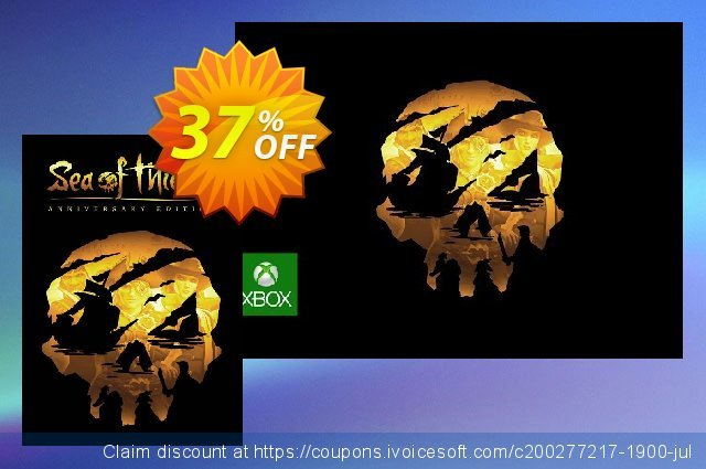 Sea of Thieves Anniversary Edition Xbox One / PC discount 32% OFF, 2020 Back to School deals offering sales