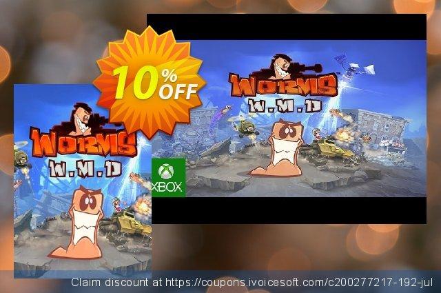 Worms W.M.D. PC  놀라운   제공  스크린 샷