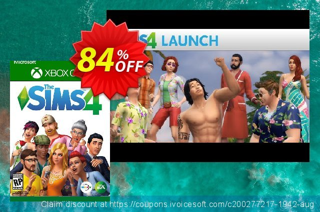 The Sims 4 Xbox One (UK) discount 67% OFF, 2020 Back to School shopping offering sales
