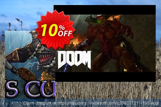 Doom Demon Multiplayer Pack DLC PC discount 10% OFF, 2020 Back to School promo offering sales