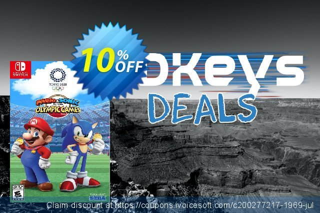 Mario & Sonic at the Olympic Games Tokyo 2020 Switch discount 18% OFF, 2020 Halloween sales