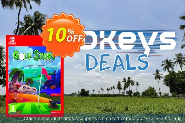 Golf Story Switch discount 19% OFF, 2020 Halloween promotions