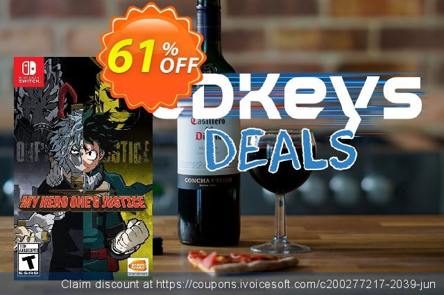 My Hero Ones Justice Switch discount 44% OFF, 2020 Thanksgiving Day offering sales