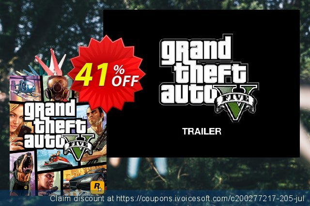 Grand Theft Auto V 5 - Great White Shark Card Bundle PC discount 80% OFF, 2021 Mother's Day offering sales. Grand Theft Auto V 5 - Great White Shark Card Bundle PC Deal