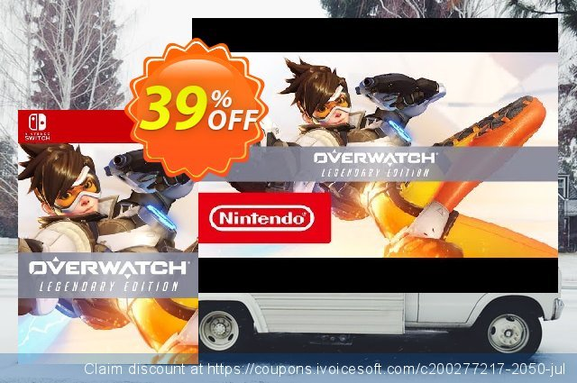 Overwatch Legendary Edition Switch (US) discount 31% OFF, 2020 Back to School season offering discount