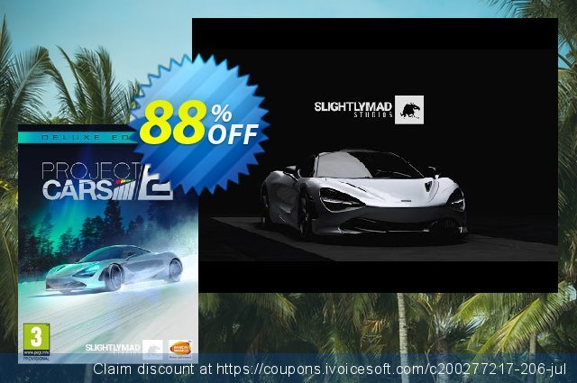 Project Cars 2 Deluxe Edition PC discount 84% OFF, 2021 Mother Day discounts. Project Cars 2 Deluxe Edition PC Deal