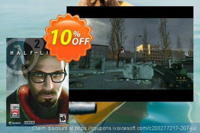 Half Life 2 PC discount 10% OFF, 2020 Exclusive Teacher discount offer