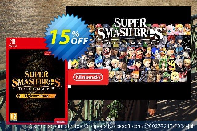 Super Smash Bros. Ultimate Fighter Pass Switch  서늘해요   세일  스크린 샷