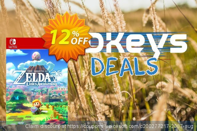 The Legend of Zelda: Links Awakening Switch discount 22% OFF, 2020 Back-to-School promotions discount