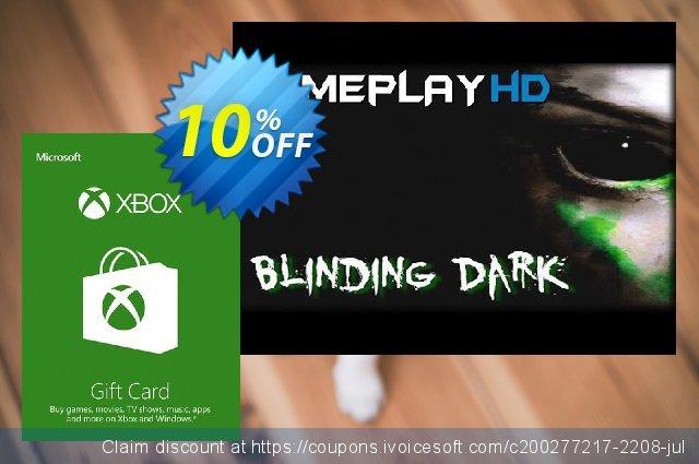 Microsoft Gift Card - £5 (Xbox One/360)  놀라운   제공  스크린 샷