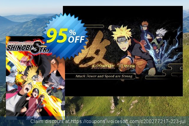 Naruto to Boruto Shinobi Striker PC  서늘해요   할인  스크린 샷