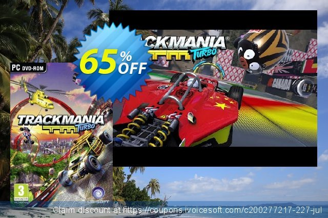 TrackMania Turbo PC discount 88% OFF, 2020 Exclusive Student discount discount