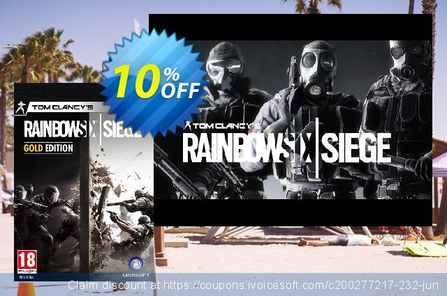 Tom Clancys Rainbow Six Siege Gold Edition PC  위대하   촉진  스크린 샷