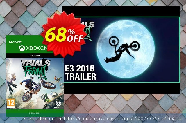 Trials Rising Xbox One discount 30% OFF, 2021 Valentine's Day discounts