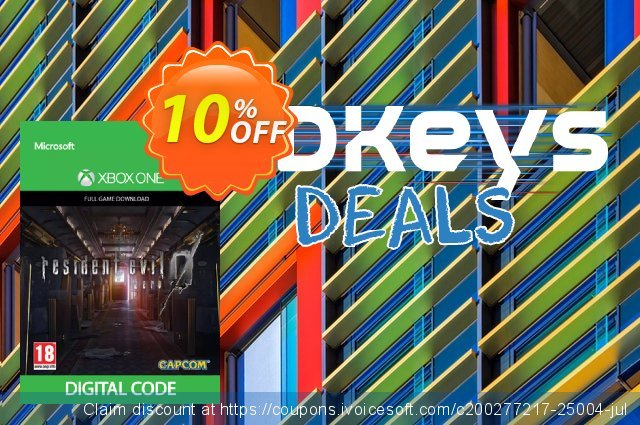 Resident Evil 0 Xbox One discount 10% OFF, 2020 Exclusive Student deals offering sales