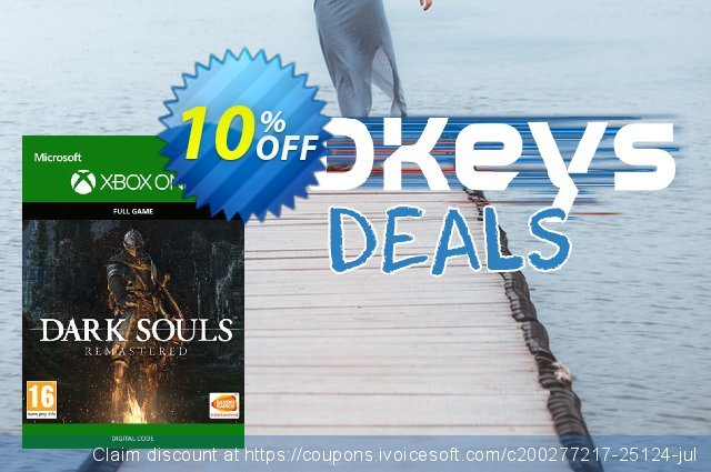 Dark Souls: HD Remaster Xbox One discount 10% OFF, 2020 Back-to-School promotions discount