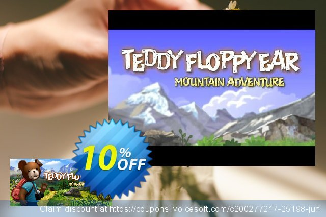 Teddy Floppy Ear Mountain Adventure PC discount 10% OFF, 2020 Thanksgiving discount