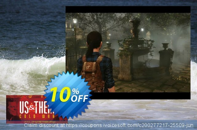 US and THEM PC discount 10% OFF, 2020 Halloween offering sales