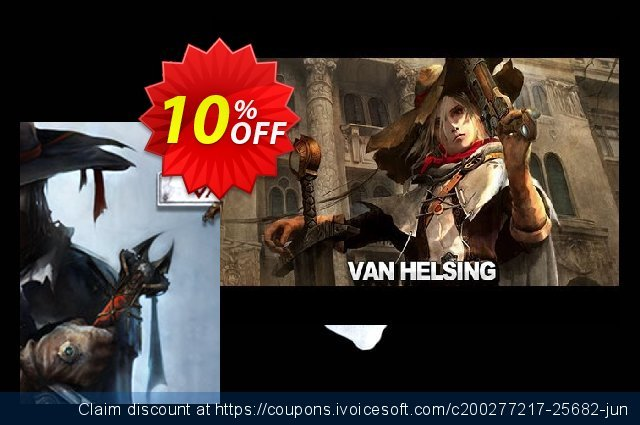 The Incredible Adventures of Van Helsing PC discount 10% OFF, 2020 Thanksgiving Day offering sales