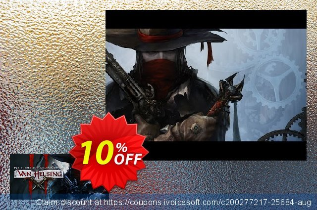 The Incredible Adventures of Van Helsing II PC  굉장한   프로모션  스크린 샷