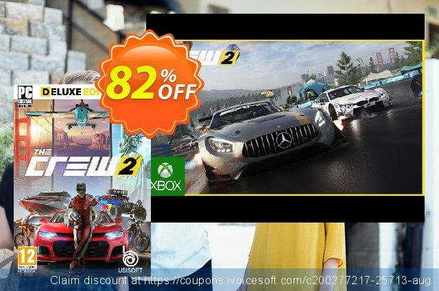 The Crew 2 Deluxe Edition PC discount 77% OFF, 2020 Halloween offering discount