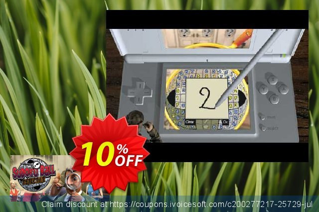 Sudokuball Detective PC discount 10% OFF, 2020 Christmas & New Year discount