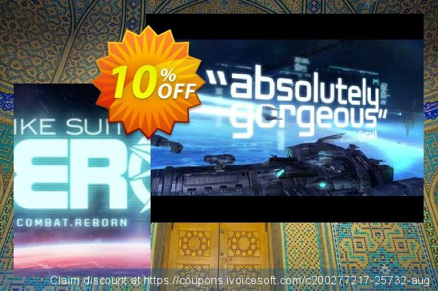 Strike Suit Zero PC discount 10% OFF, 2020 Thanksgiving offering sales