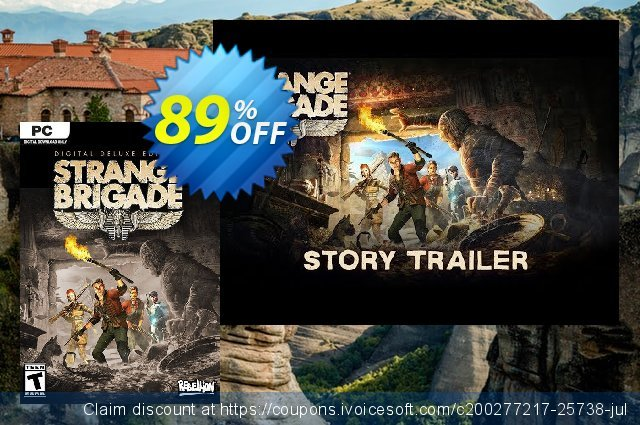 Strange Brigade Deluxe Edition PC discount 76% OFF, 2020 Christmas & New Year offering sales